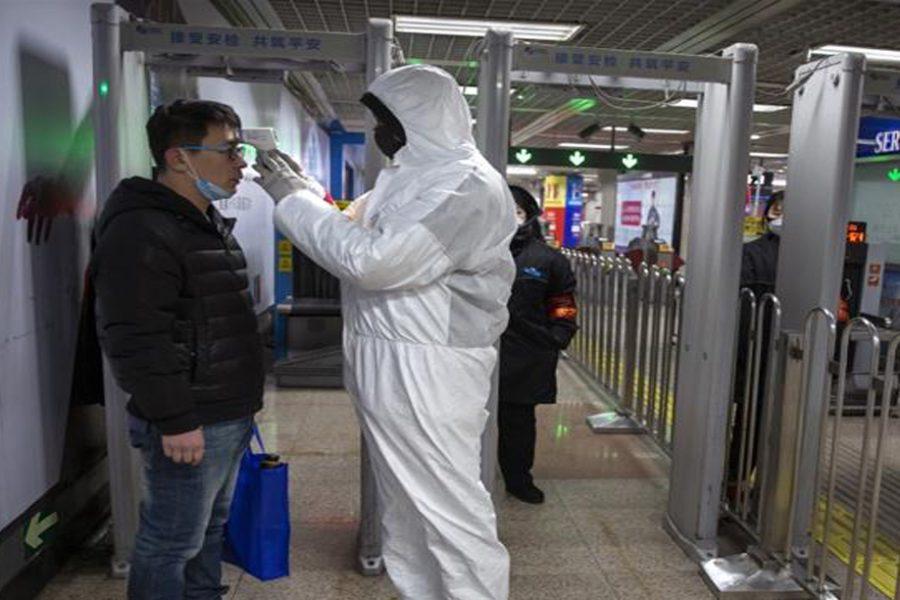 कोरोना वायरस से चीन में 95 पुलिस अधिकारी और 45 स्वास्थ्य कर्मियों की मौत