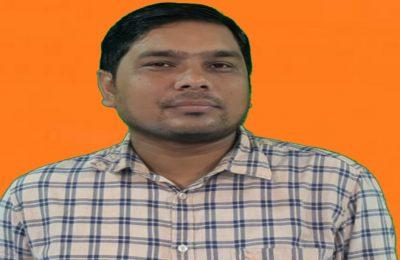 शिक्षकों ने केदारनाथ पाण्डेय की जीत तय की है : आजाद