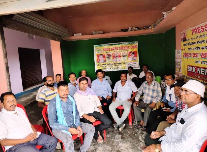 पत्रकारों की सुरक्षा के लिए प्रदेश सरकार कानून बनाये