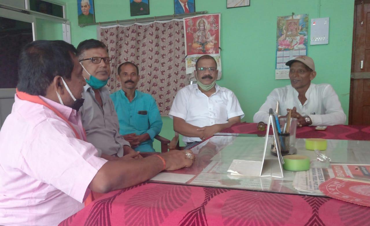 दरभंगा शिक्षक निर्वाचन क्षेत्र के राजग प्रत्याशी को विजयी बनावें: डॉ. संजीव