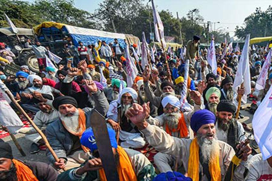 किसानों ने की 8 दिसम्बर को भारत बंद की घोषणा
